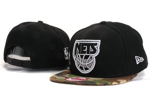Brooklyn Nets NBA Snapback Hat YS255